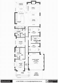waterfront narrow lot house plans waterfront house plans in 2020 narrow lot house plans