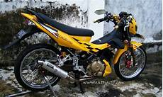 Modifikasi Fu 2012 by 20 Modifikasi Satria Fu 2012 Ala Drag Race