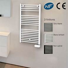 seche serviette chauffage seche serviette electrique 50 cm 500w chauffage salle de