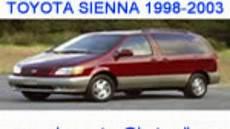 car repair manuals download 2000 toyota sienna seat position control toyota sienna 1998 1999 2000 2001 manual de mecanica