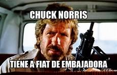 Chuck Norris Era El Fichaje Per Fec To Que Necesitaba Fiat