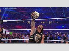 roman reigns wrestlemania 31