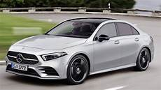 2019 Mercedes A Class Packs Advanced Tech Consumer