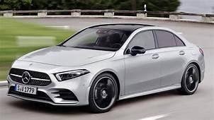 2019 Mercedes Benz A Class Packs Advanced Tech  Consumer