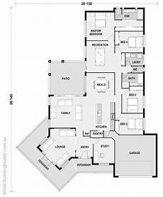 acreage house plans australia sandalwood acreage lot house plan building buddy