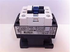 guaranteed good used schneider contactor lc1 d09 lc1d09 ebay