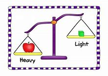 Image result for light or heavy
