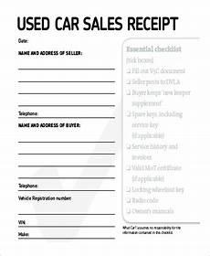 sales receipt sle 11 exles in word pdf