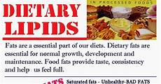 in which form are most dietary lipids found bonvictor com nutritive value of dietary lipids