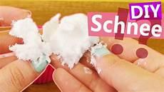 Diy Schnee Selber Machen Schaum Einfrieren Was