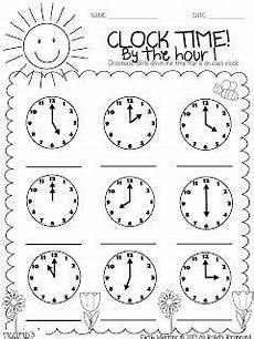 free printable worksheets for grade 1 telling time 3567 free telling time by the hour printable telling time printables telling time