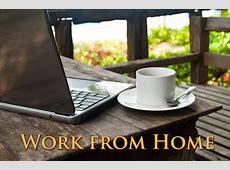 immediate work from home jobs