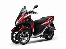more three wheel scooters to come from yamaha morebikes