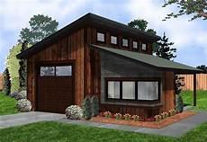 Modern Garage House Plans
