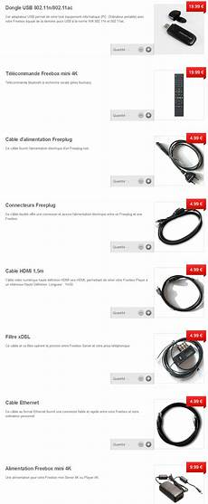 Free Lance La Boutique De La Freebox Mini 4k Avec Ses