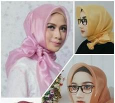 25 Trend Terbaru Tutorial Jilbab Segi Empat Untuk Wisuda
