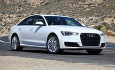 2016 audi a6 2 0t quattro test review car and driver