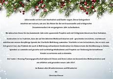 weihnachtskarten text spende zum jahresende danke sagen