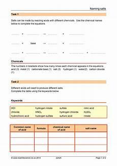 ks4 acids bases and salts ks4 teachit science