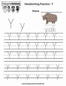 letter y free printable worksheets 23818 kindergarten letter y writing practice worksheet printable writing practice worksheets