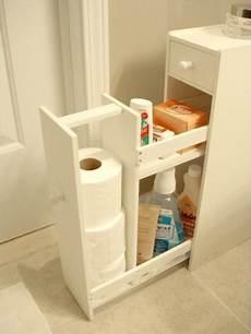 Free Standing Bathroom Storage Ideas 42 Bathroom Storage Hacks That Ll Help You Get Ready Faster