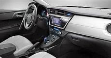 Toyota Yaris 2019 Interior by 2019 Toyota Yaris Hybrid Review Price Specs Engine
