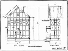 free plans for a tudor doll house belznickle blogspot