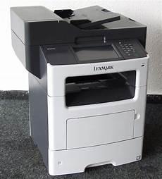 lexmark mx611de laser drucker fax kopierer scanner office