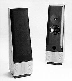 Thiel Audio Cs1 2 Manual 2 Way Loudspeaker System