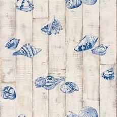 Rasch Bathroom Wallpaper by Rasch Wood Panel Pattern Sea Motif Bathroom