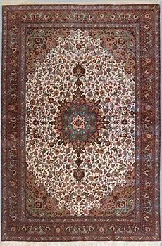 tappeti persiani tabriz tabriz 60 raj con seta policroma un classico