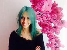 dark green hair turquoise without bleach hair by loren miles for bleach london dark green hair turquoise hair green hair