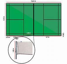 Gambar Dan Ukuran Lapangan Bulu Tangkis Lengkap 9 Sport