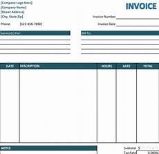 contoh invoice mobil contoh tiap