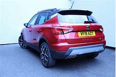 find a used seat arona 1 0 tsi 115ps fr sport suv in