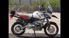 2004 bmw r1150gs adventure silver