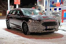 2020 Ford Mondeo by 2020 Ford Mondeo Wagon Release Date Facelift Interior