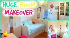 Bedroom Ideas For Small Rooms On A Budget by Amazing Room Makeover For Teenagers Small Bedroom