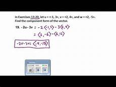 precalculus chapter 6 1 exercises 13 20 adding and