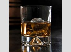 Cone Old Fashioned Tumbler   Pyramid Whisky Glasses