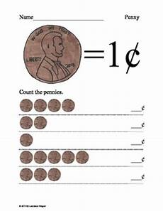 money worksheets pennies and nickels 2289 counting coins pennies n by teachers pay teachers