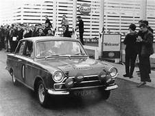 Lotus Cortina Information – Mk 1 Ex Boreham Rally Car KPU 383C