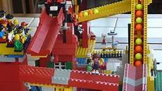 photo de lego petit circuit 224 billes lego