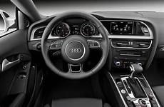 2012 audi a5 coupe black interior dashboard eurocar news
