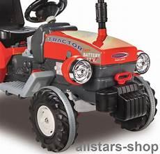 jamara kinder auto ride on traktor trecker elektro traktor