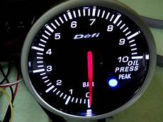 0opz Motorsport Accessories Defi Meter Auto Timer Na Turbo