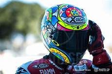 photo editor chaz davies s fantastic helmet design photo gp