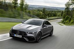 2020 Mercedes AMG CLA 45 Debuts AMGs Most Powerful Turbo