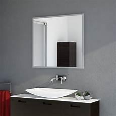 Badspiegel Frame 4s Led Satinierter Led Lichtrand
