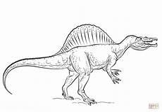 Ausmalbilder Dinosaurier Spinosaurus Ausmalbild Spinosaurus Ausmalbilder Kostenlos Zum